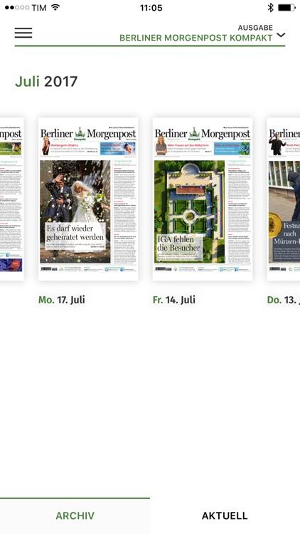 Berliner Morgenpost screenshot-3