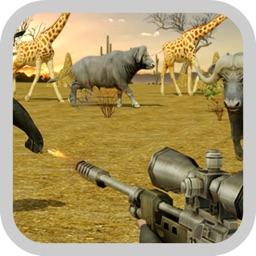 Sniper Safari Hunting Warrior