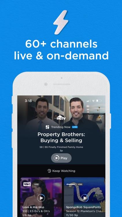 Philo: Live & On-Demand TV screenshot-0