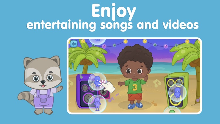 Kids games - Bimi Boo Academy screenshot-4