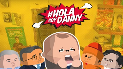Hola Soy Danny Screenshot on iOS