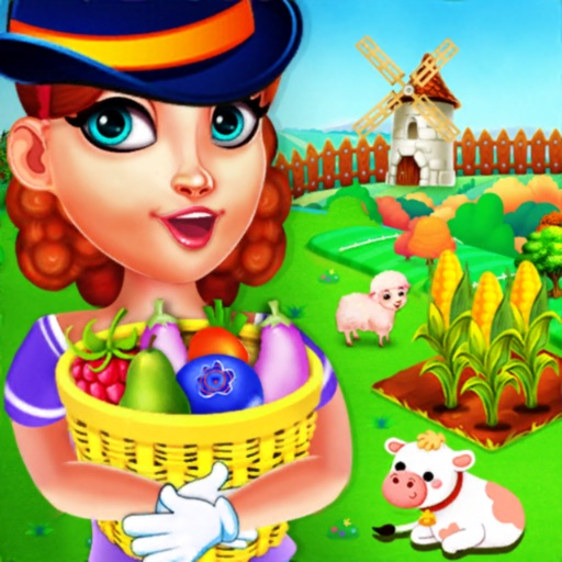 Animal Farming Game-Farm House