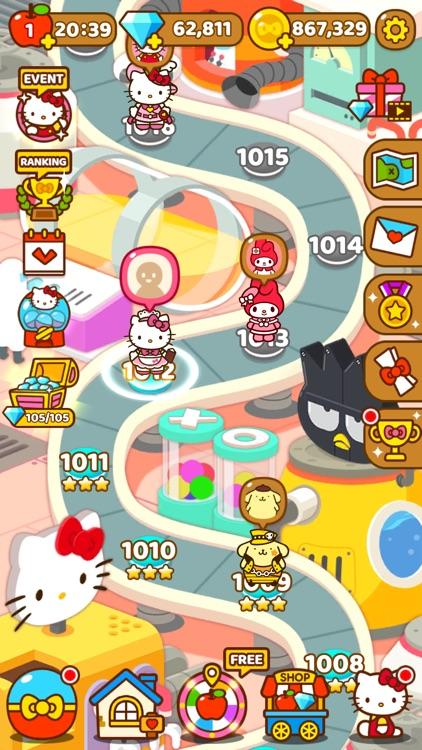 Hello Kitty Friends screenshot-3
