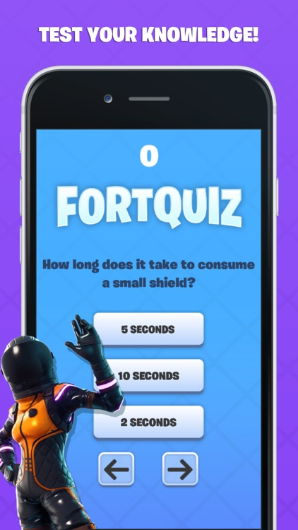 Quiz for Fortnite VBucks Pro