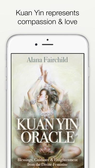 Kuan Yin Oracle - Fairchild screenshot 1
