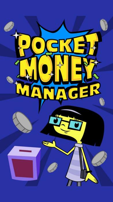 Cha-Ching Pocket Money Manager screenshot one