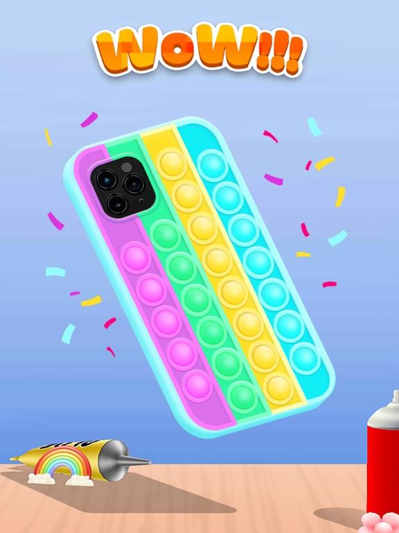 Phone Case DIY iPad app afbeelding 8