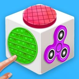 Pop It Fidget Toys 3D poppop
