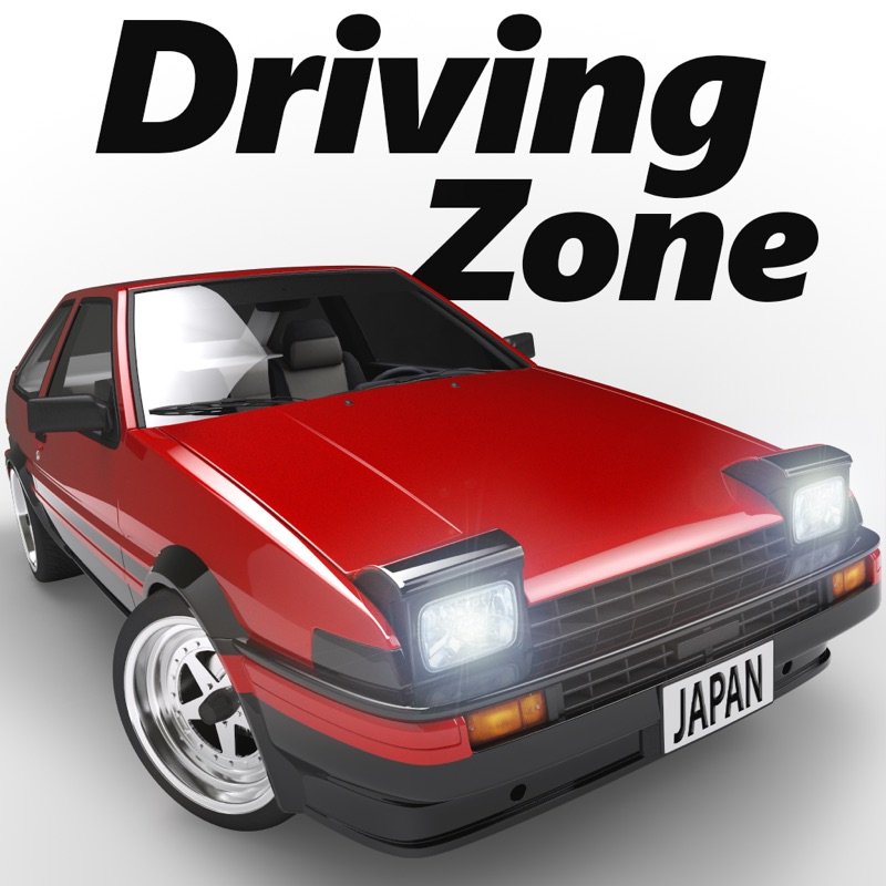 Driving Zone: Japan Hack Tool