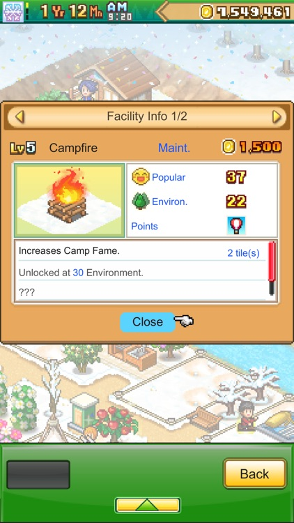 Forest Camp Story