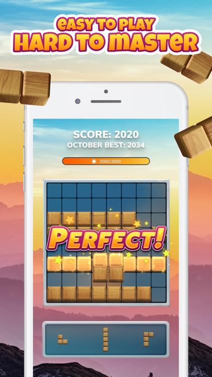 Blockscapes - Block Puzzle screenshot-7