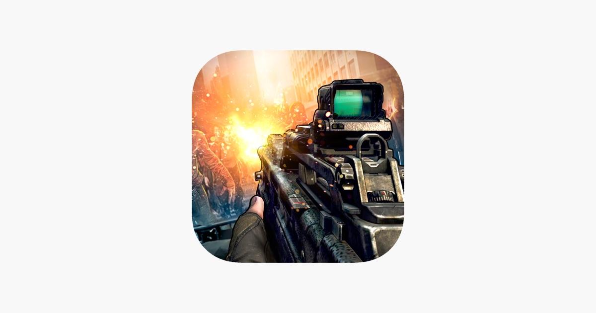 Zombie Frontier 3 Sniper FPS on