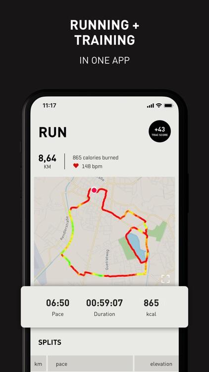 PUMATRAC - Training & Running screenshot-3