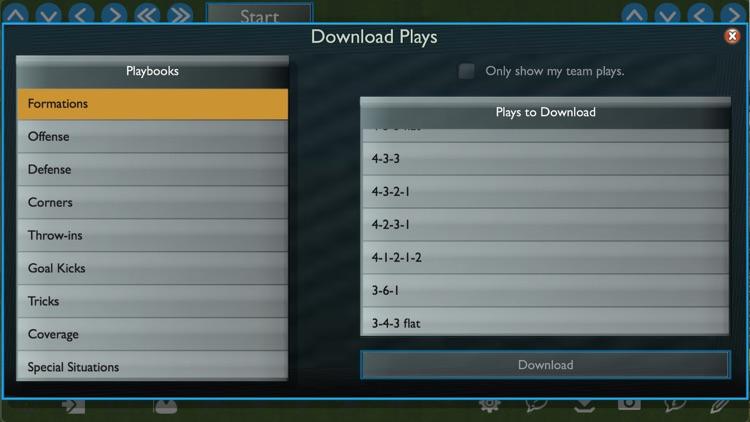 Soccer Play Designer screenshot-3