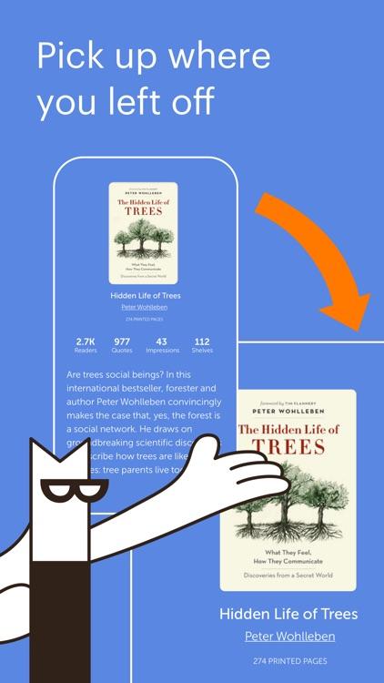 Bookmate: Read. Listen. Enjoy. screenshot-4