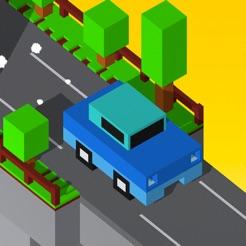 Car Road Cross