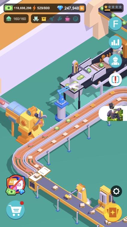 Super Factory-Tycoon Game screenshot-5