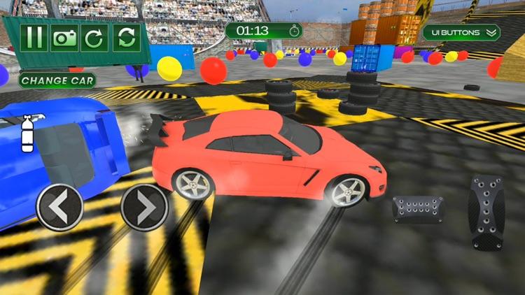 Nextgen Car Crash Racing