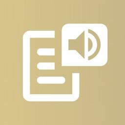 Text-To-Speech Notepad