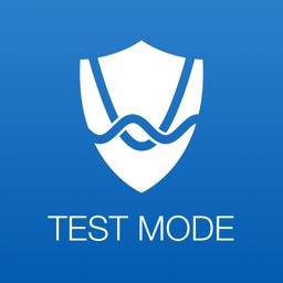 Desmos Test Mode