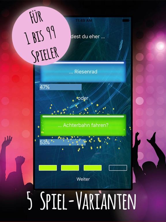Würdest du …? PARTYSPIEL screenshot 7