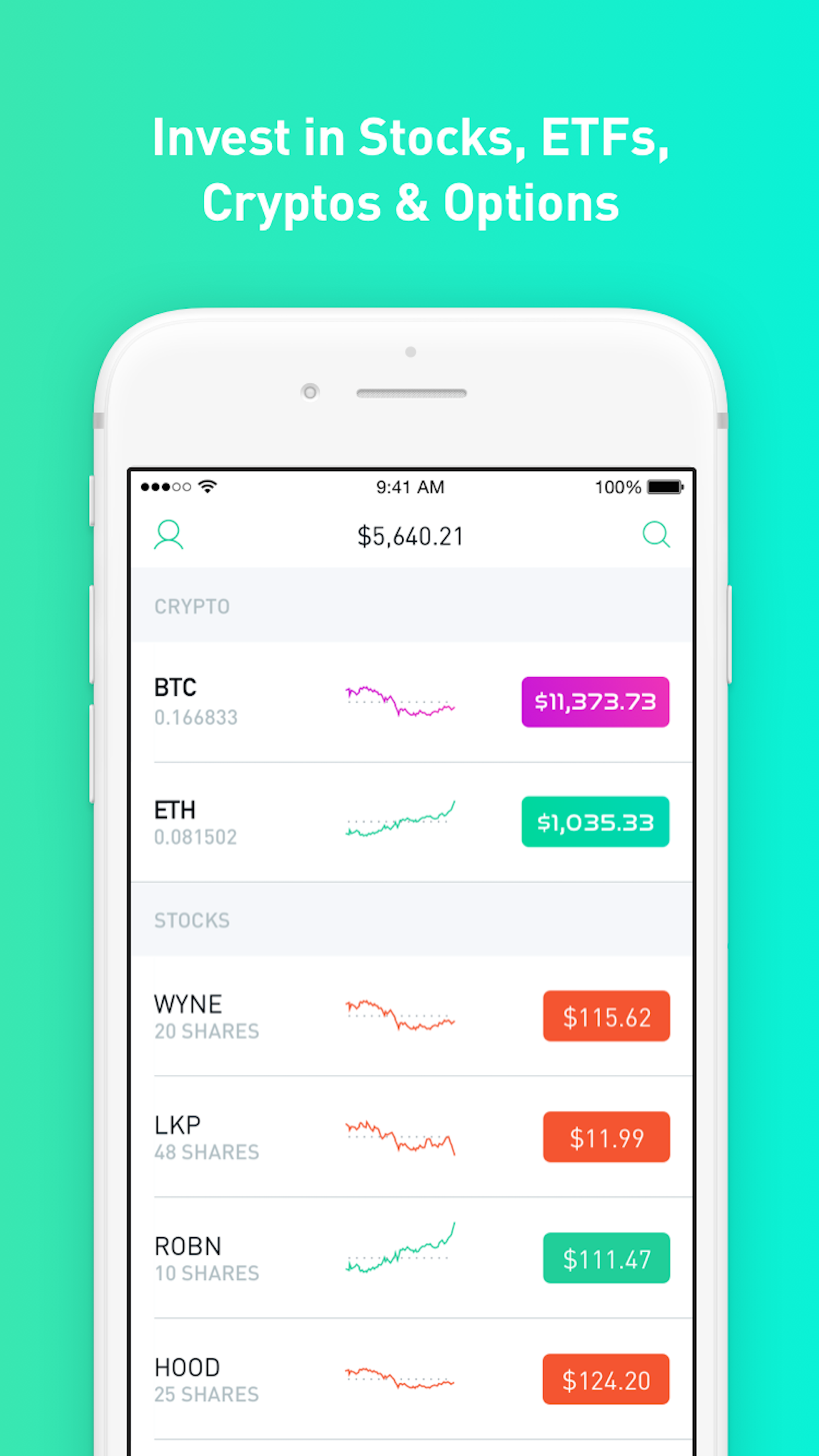 Robinhood - Investing, No Fees Screenshot