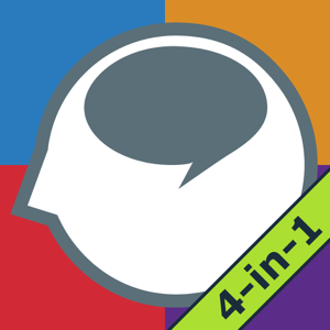 Language Therapy 4-in-1 ios app