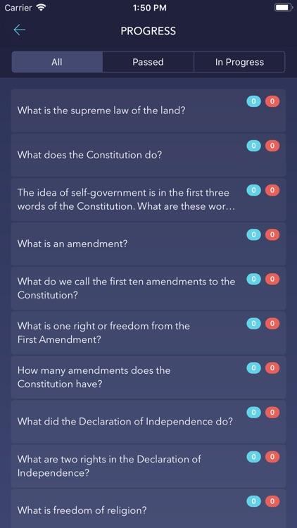 US Citizenship 2018 screenshot-7