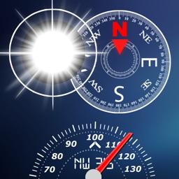 CFSAC (Compass - Speedometer)