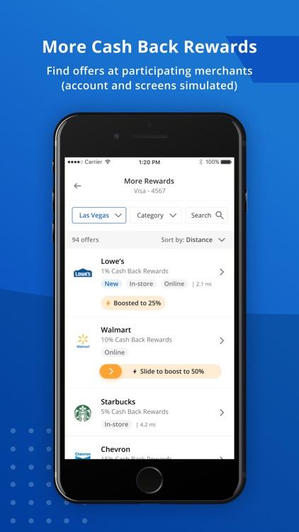 Credit One Bank Mobile screenshot-4