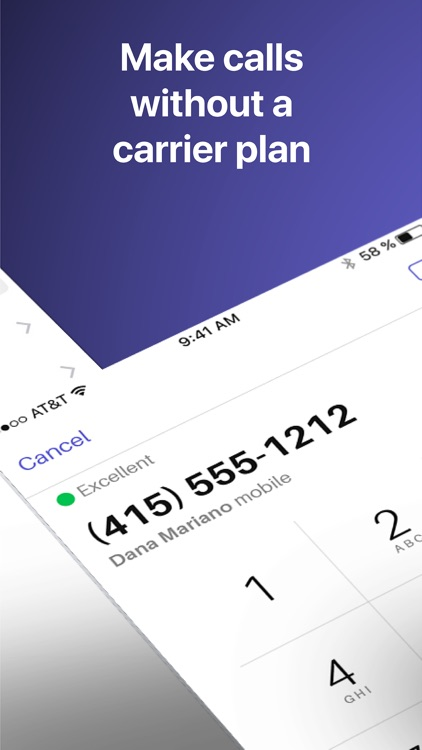 Text Free Calling App screenshot-1