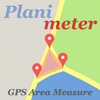 Planimeter  field area measure