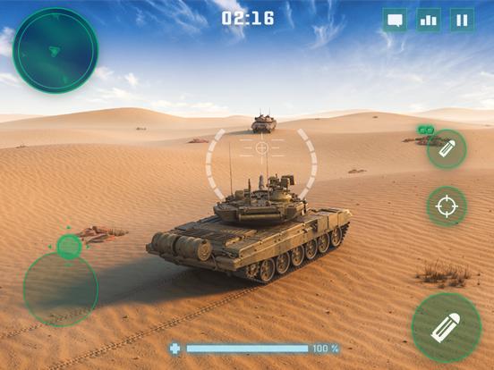 War Machines: Tank Skjutspel iPad app afbeelding 3