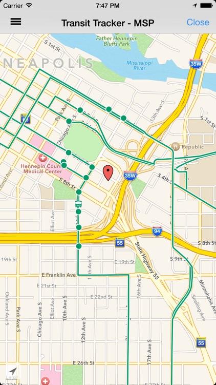 Transit.Tracker screenshot-3
