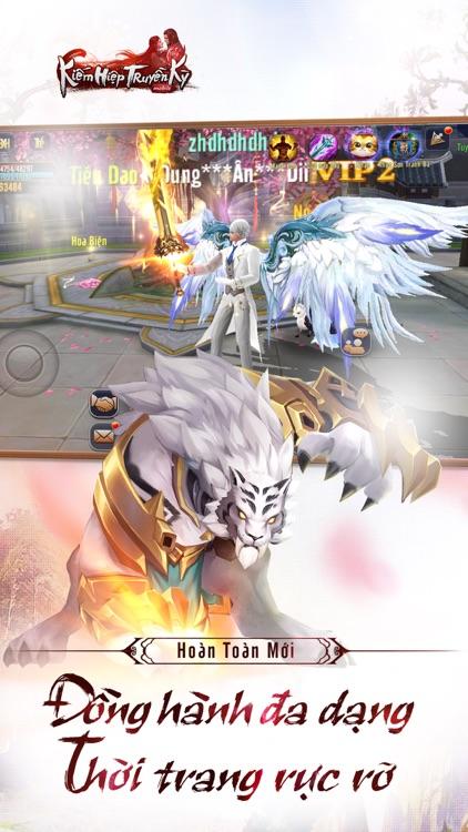 Kiếm Hiệp Truyền Kỳ 3D screenshot-6