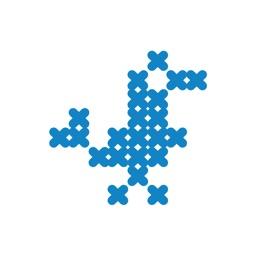 Silk: Cross Stitch Patterns