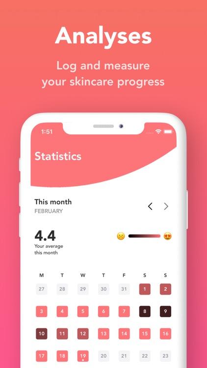 Charm: Skincare Routine 360° screenshot-3