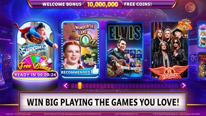 Hit it Rich! Casino Slots app