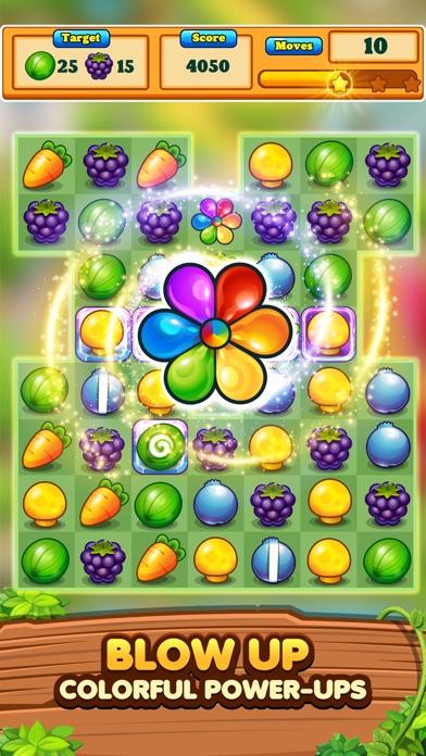 Garden Blast! Puzzle Adventure screenshot 2