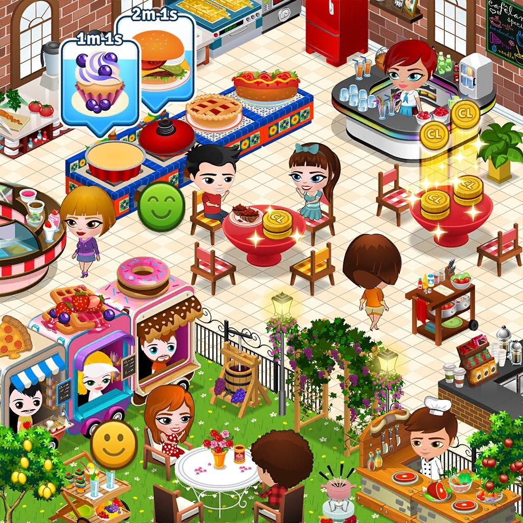 Cafeland - World Kitchen img