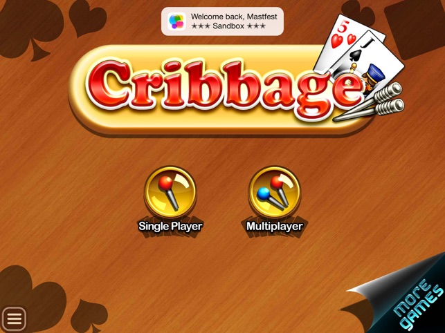 Cribbage HD Screenshot