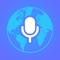 App Icon for Voice Translator App. App in United States IOS App Store