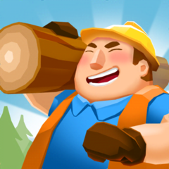 Lumbermill Wood Craft Tycoon