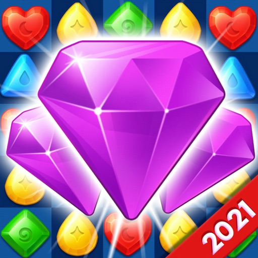 Crystal Crush - Match 3 Game