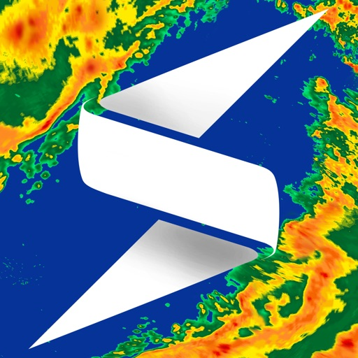 Storm Radar: NOAA Weather Map app for ipad