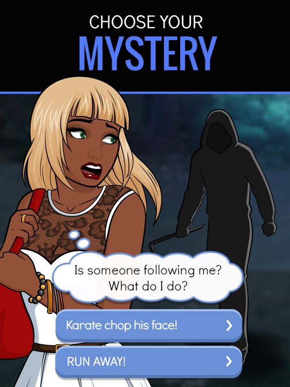 Episode - Choose Your Story iPad