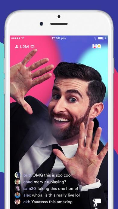 HQ - Live Trivia Game Show app image