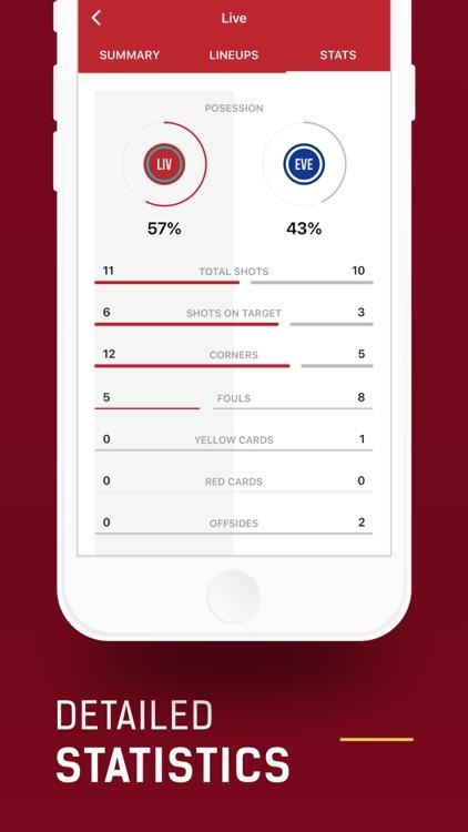 LFC Live: unofficial fans app screenshot-7