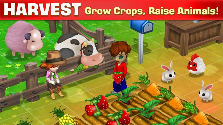 Skyberry Tales: Country Quest screenshot-0