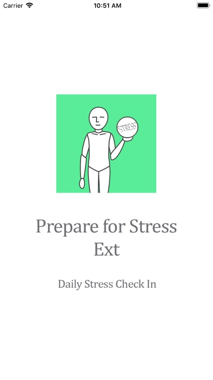 Prepare for Stress Ext